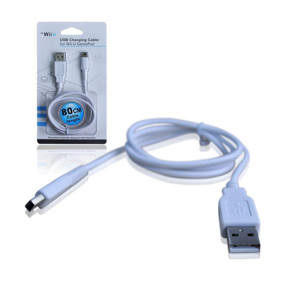 Wi u controller usb oplaad kabel kopen of bestellen for Wii u tablet charger